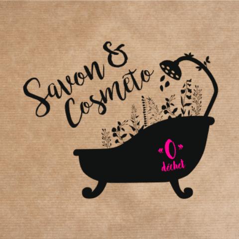 Logo savon & cosmeto